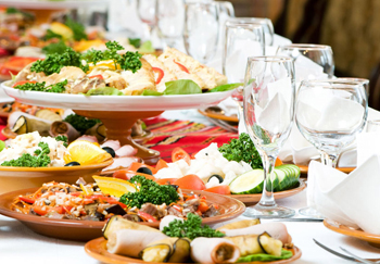 Organizing the best caterers