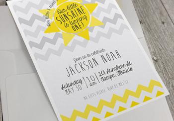 Birthday Invitation designing & printing
